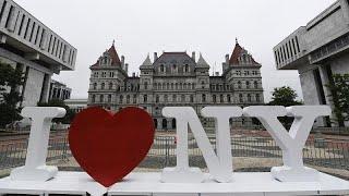 """Умер создатель логотипа """"Я люблю Нью-Йорк"""""""