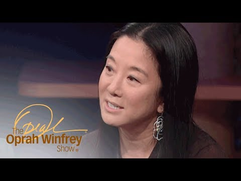 Vera Wang on the Happy Accident of Her Fashion Career | The Oprah Winfrey Show | OWN