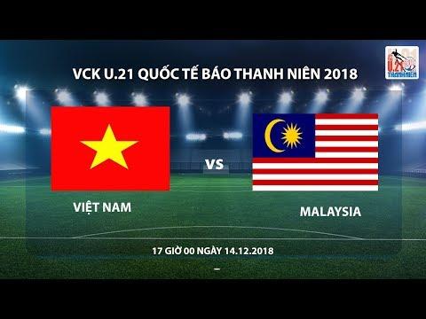 U.21 Quốc tế Báo Thanh Niên 2018 | Việt Nam