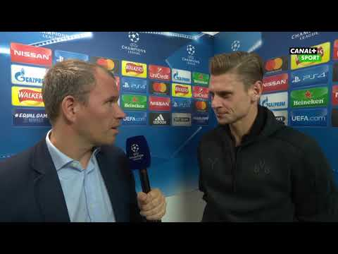 Łukasz Piszczek po przegranym meczu z Tottenhamem || Wywiad || Piłka nożna || Liga Mistrzów