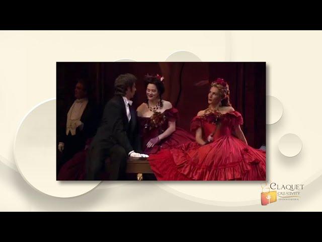 180J La Traviata, Coro de Las Gitanas     Verdi