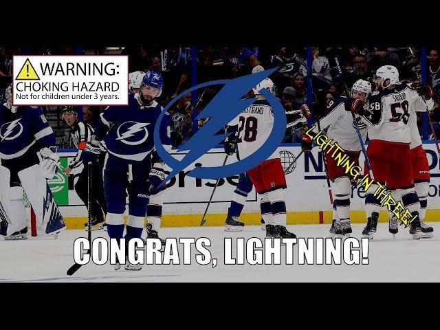 Congrats, Lightning! (2019)