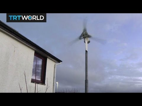 Money Talks: Scotland hopes to become renewable energy hub