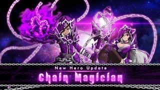 [Lost Saga INA] New Rare Hero Chain Magician 27 April 2016