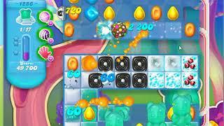 Candy Crush Soda Saga Level 1256 no boosters