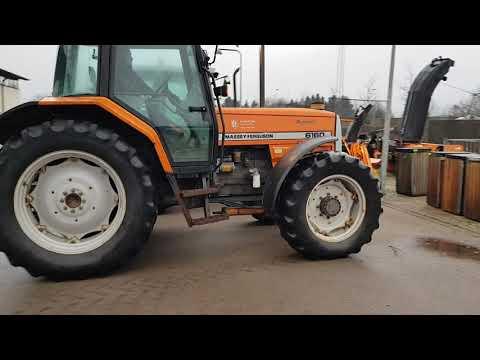 Køb Massey Ferguson 6160 online på Klaravik.dk 315.248