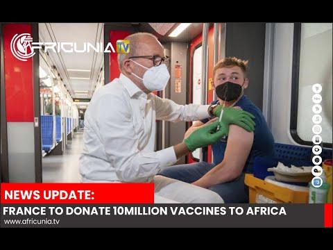 ASUU accuses FG; Taliban; Gabriel Jesus; 10Million vaccines to Africa; Chad; Arsenal