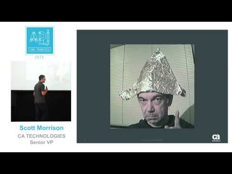 How APIs Will Secure The Internet Of Our Things - Scott Morrison at API Days SF 2015