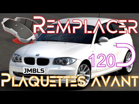 🛠Plaquettes De Frein Avant Sur Une BMW 120D🔩🔧