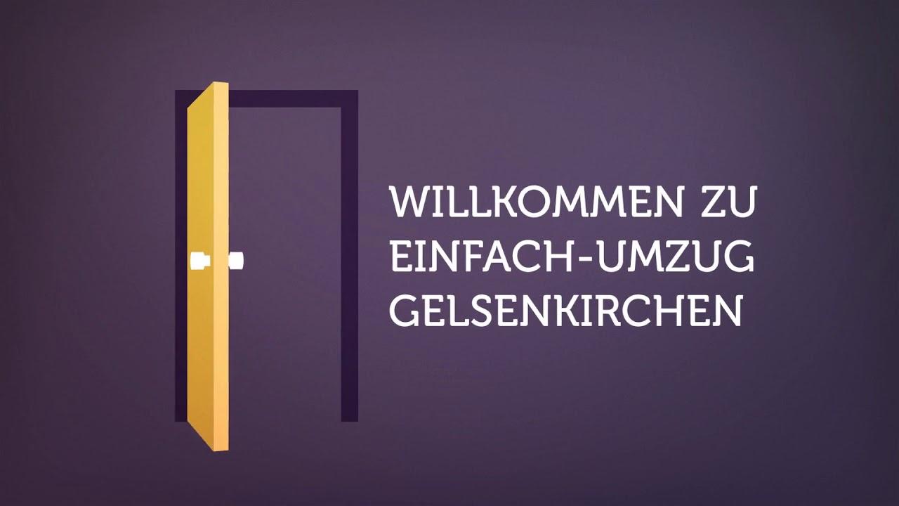Einfach-Umzug Transportunternehmen im Gelsenkirchen