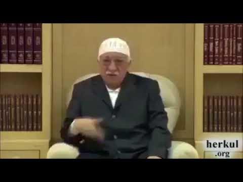 Gülen'in salya sümüklü yeni videosu