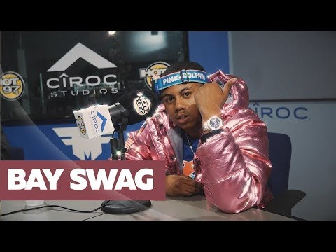 """Queen's Bay Swag Talks New Single """"Saucin"""" and Getting a Career Co-Sign From Diddy at 16"""