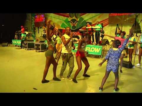 Lyricksman - Flattom, Live! Antigua Carnival 2017
