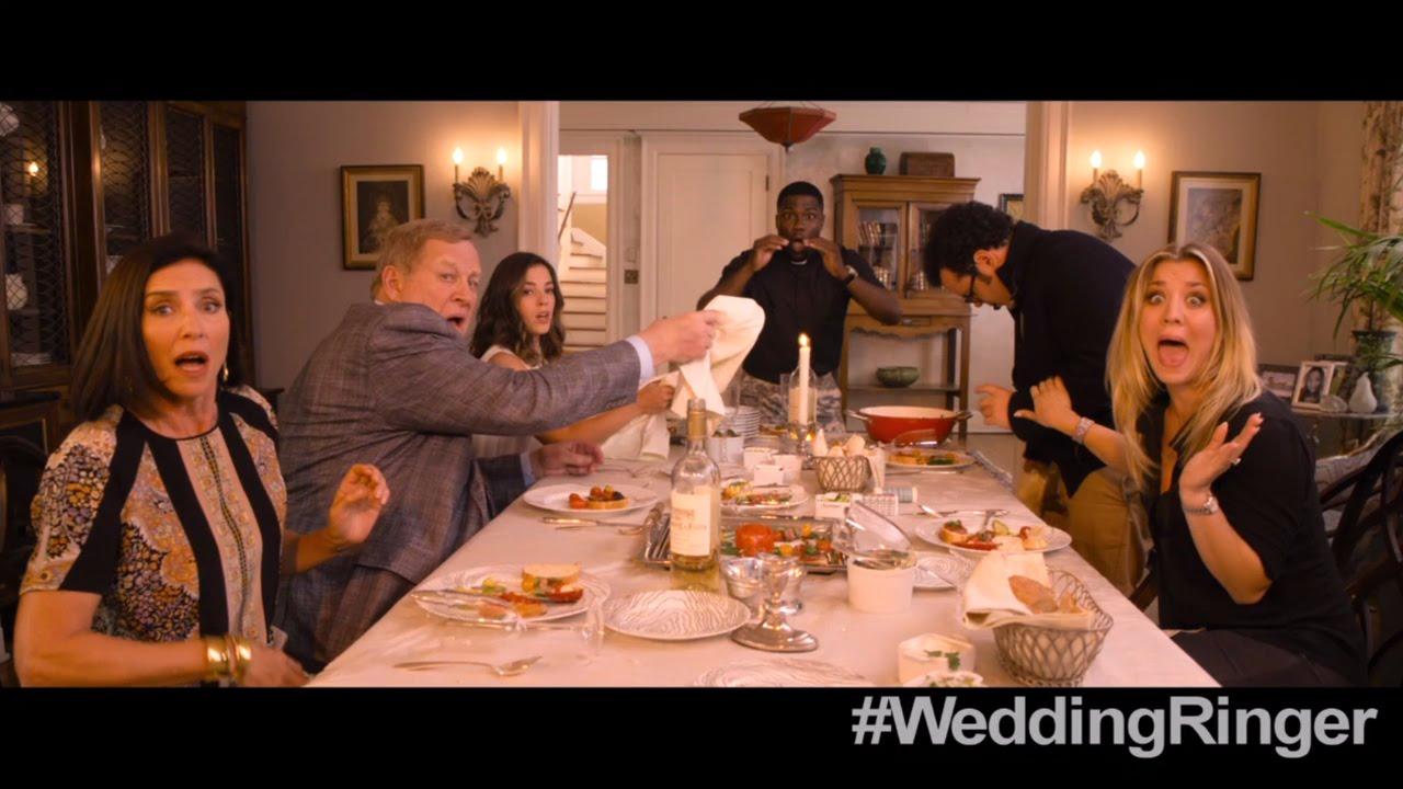 Wedding Ringer Cast.Grandma On Fire Clip The Wedding Ringer In Cinemas January 22