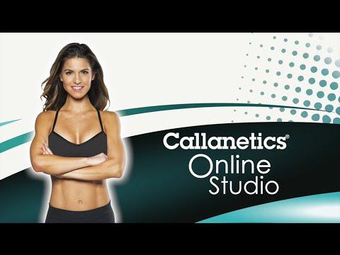 Callanetics Online Studio