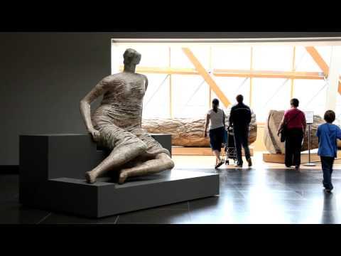 The Art Gallery of Ontario (AGO) in Toronto - Ontario, Canada