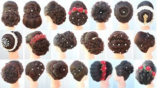 20 different and easy hairstyle || simple hairstyle || new hairstyle || cute hairstyles || hairstyle