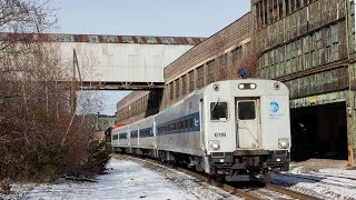 Metro North Branch Lines, 1-3-18