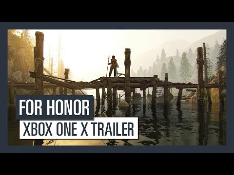 For Honor - Xbox One X Trailer