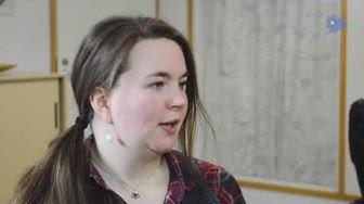 Haastattelussa: Vasemmistonuorten puheenjohtaja Anni Ahlakorpi