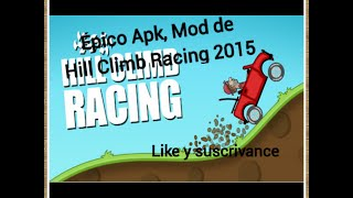 Descargar Apk,Mod De Hill Climb Racing 2015