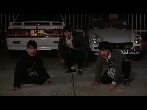 Dragons Forever - Fight Scene 6 - Three Stooges