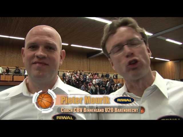 Halve Finale Beker U20 Binnenland vs Apollo