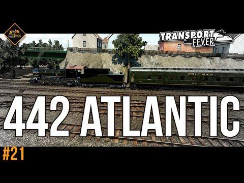 Introducing the 442 Atlantic | Transport Fever Metropolis series #21