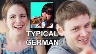 "What People Think is ""Typical German"" 