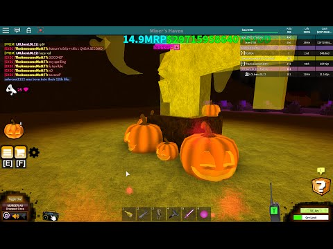 Miners haven Exotic item: Spookmaster 5000