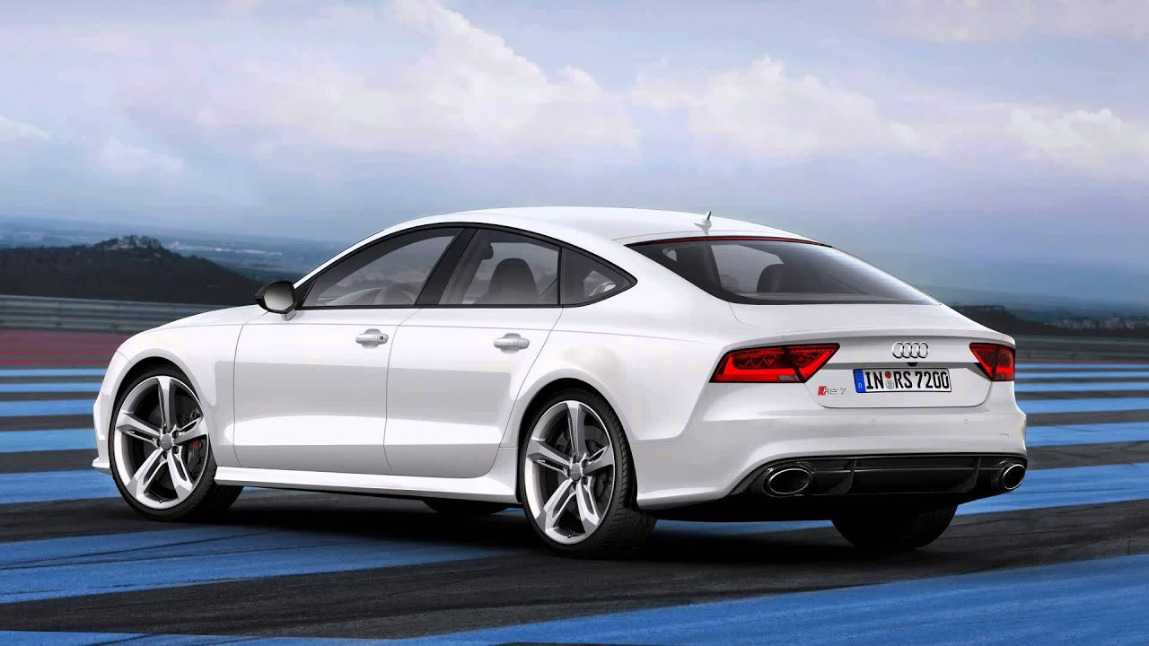 abt audi rs7 2014 - YouTube