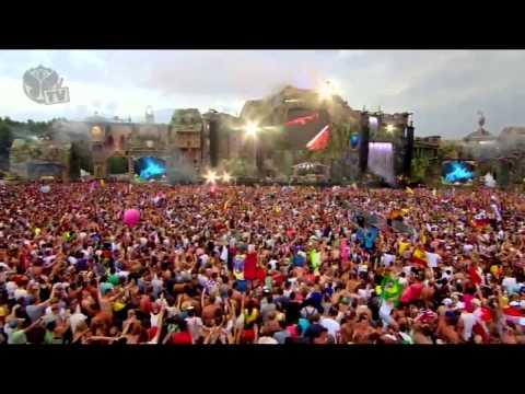 Skyknox - Everybody FUCK*** JUMP [Hardwell @ Tomorrowland 2013]
