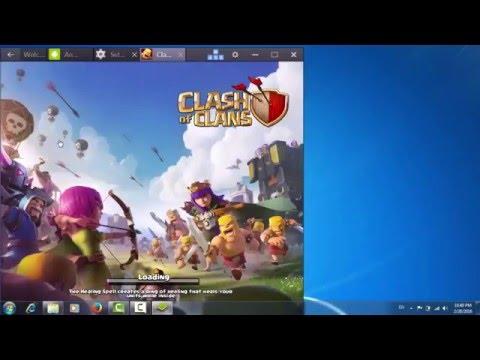 baskrdni barnamay mybot bo clash of clans