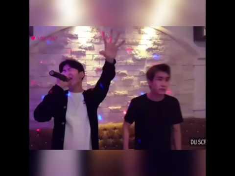 BTOB CHANGSUB AND EUNKWANG SINGING(나얼) Naul – (바람기억) Memory Of The Wind