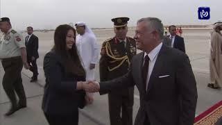 جلالة الملك وولي عهد أبوظبي يؤكدان أن أمن الأردن والإمارات واحد لا يتجزأ (23-5-2019)
