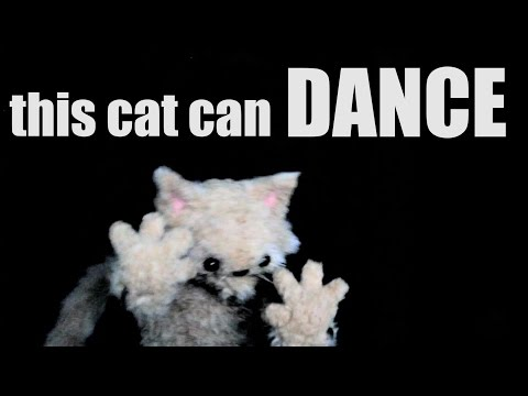 This cat is NED – Episode 3 – Helping out & BONUS epic dance moves