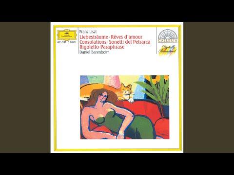 Liszt: 6 Consolations, S. 172 - No. 5 in E Major (Andantino)