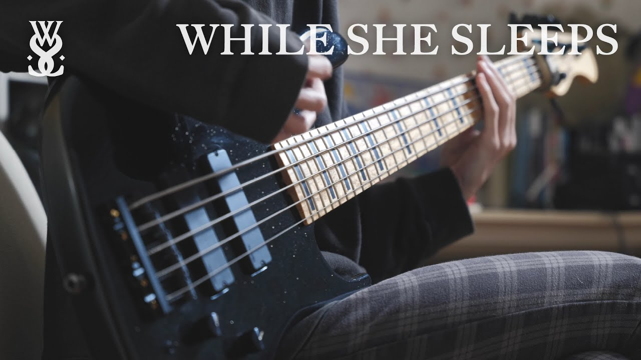 While She Sleeps - Our Legacy   Bass Cover