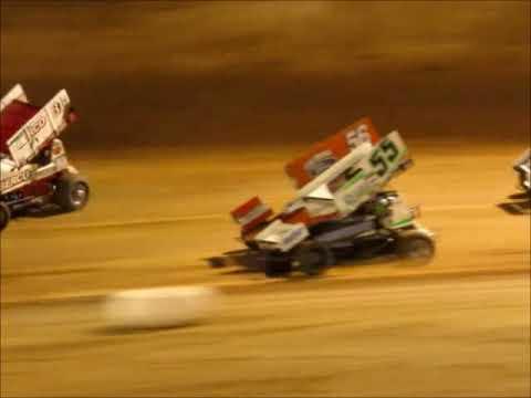Sprintcars @ Placerville Speedway 9 22 17 part 2