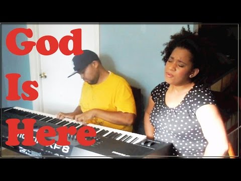{COVER} GOD IS HERE | Martha Munizzi
