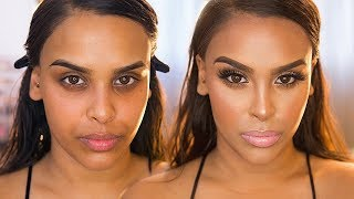 FACE SURGERY with MAKEUP| NikkisSecretx