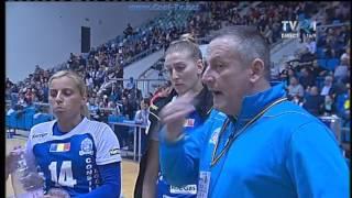 SCM Craiova - HC Zalău. A doua repriză
