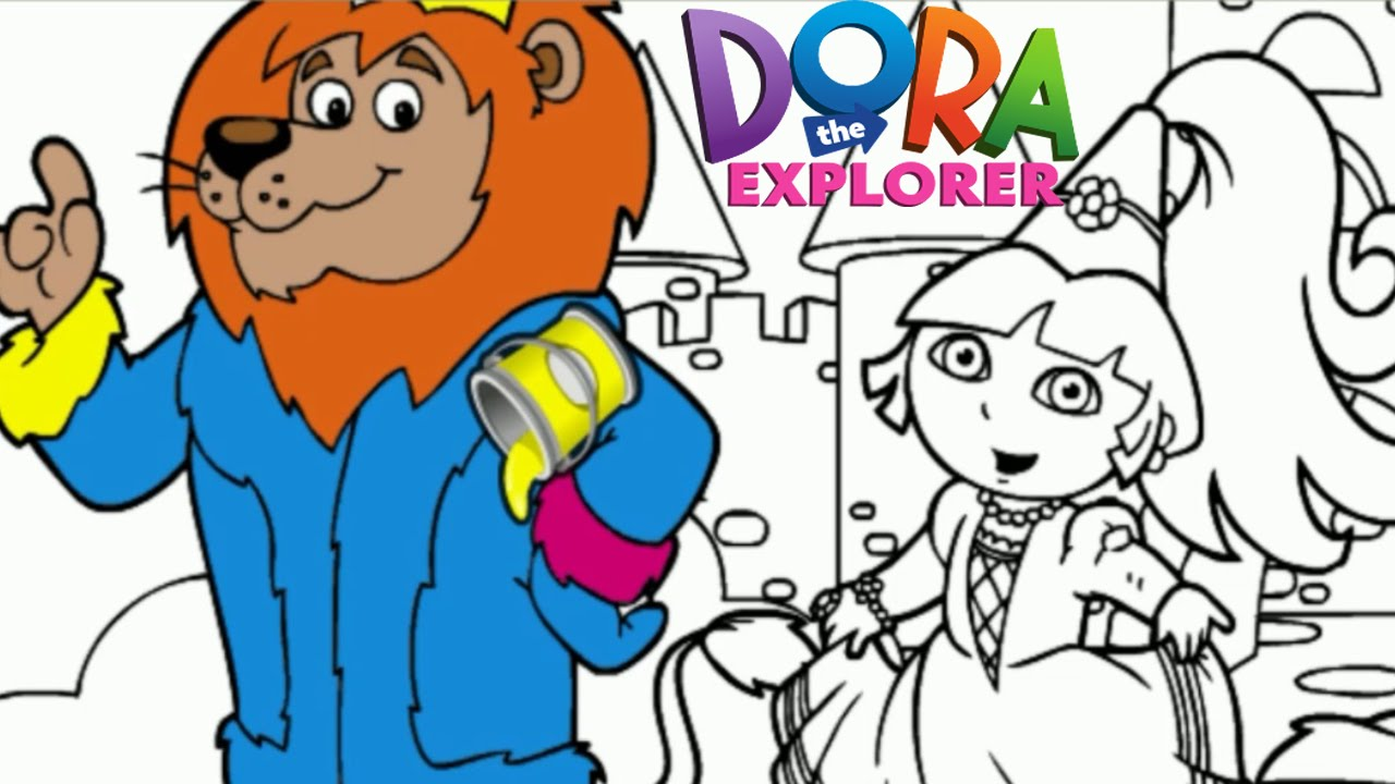 Nick Jr Coloring Pages Online