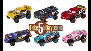 New Disney Cars XRS Off Road Racer Diecasts!