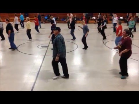 Dancing In The Street (Line Dance)