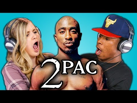 TEENS REACT TO TUPAC SHAKUR (2PAC)