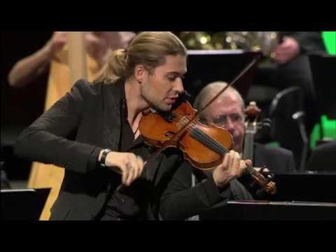 David Garrett &  Russischen Nationalphilharmonie -  Legacy. Live - 2011 (HD)