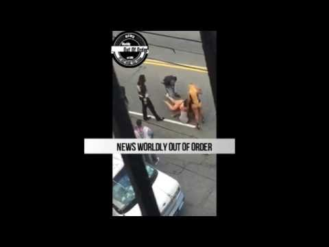 woMano Y Mano Two Women Street Brawl | News Worldly Out Of Order