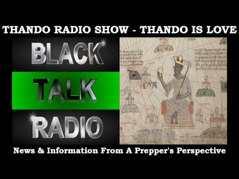 Thando Radio Show: The Leg Of Protection When The CASH RUNS OUT!