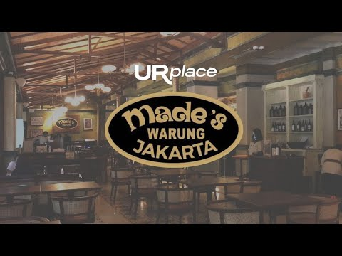 URplace - Cita Rasa dan Nuansa Bali Pindah ke Jakarta? Hanya di Made's Warung Plaza Senayan!